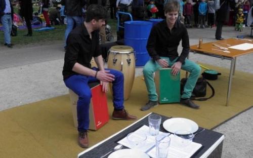 Beat Bop spielt am Zonta-Benefiz-Aktionstag