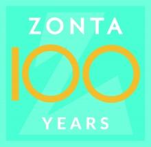 100 Jahre Zonta Logo